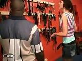 DP in the sexshop