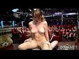 Bachelorette party male strippers part 8