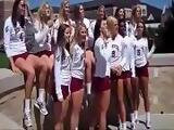 High School Volleyball Team Photo Day Montage
