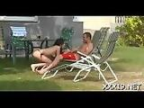 Wild foursome in depraved euro style part 3